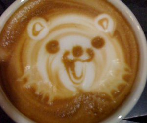 cappuccino, cute, and epic image