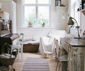 house, room, and interior design image