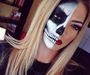 beauty, blonde, and helloween image