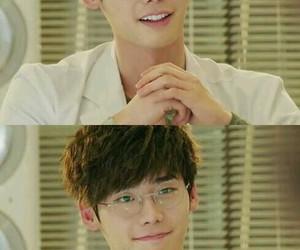 korean, lee jong suk, and doctor stranger image