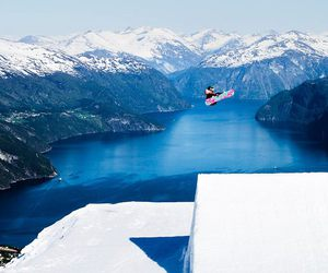 beautiful, snowboard, and silje norendal image