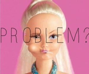 are, barbie, and blonde image