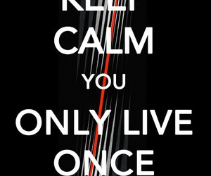 the strokes and keep calm image