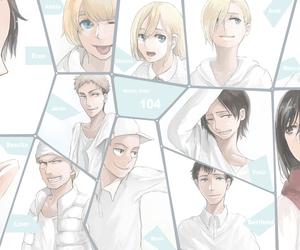 anime, fanart, and manga image