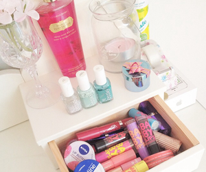 bourjois, candle, and girls image