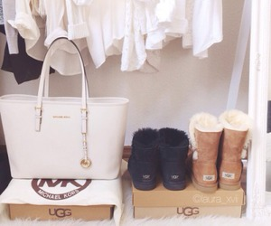uggs, Michael Kors, and fashion image