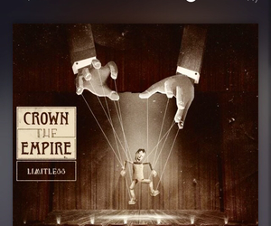 depression, sad, and crown the empire image