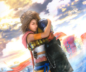 final fantasy and love image