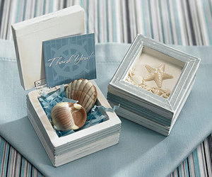 beach, wedding, and favour image