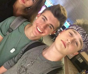 crawford collins, beautiful, and boy image