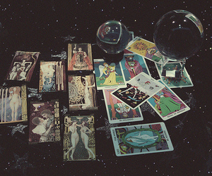 tarot and magic image
