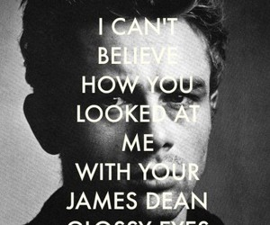 james dean, Lady gaga, and speechless image