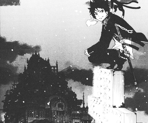 anime, manga, and ao no exorcist image