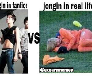 exo, lol, and reality image