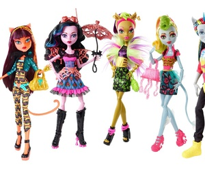 dolls and monster high image