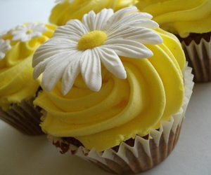 cupcake, delicious, and dessert image