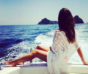 summer, sea, and lea michele image