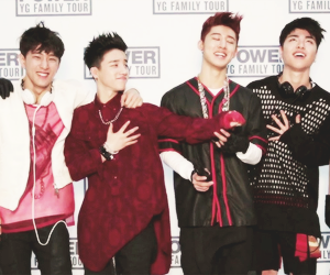 Ikon, win, and team b image
