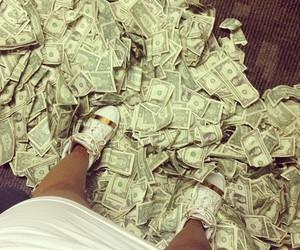 money, love, and luxury image