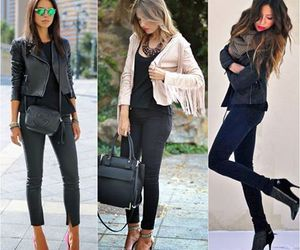 hairstyles, womans, and heels image