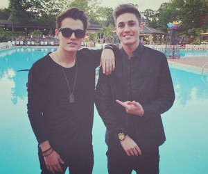 sam wilkinson, kenny holland, and cute image