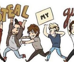 one direction, 1d, and steal my girl image