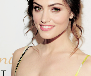 the vampire diaries, phoebe tonkin, and tvd image