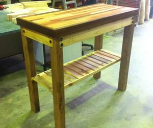 pallet bed, creation pallets projects, and pallets wood desk image