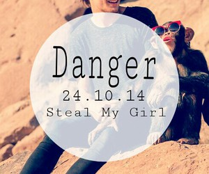 louis tomlinson, steal my girl, and danger image
