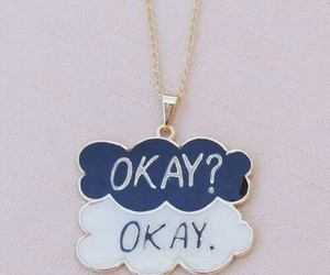 okay, the fault in our stars, and necklace image