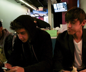 beau brooks, jai brooks, and luke brooks image