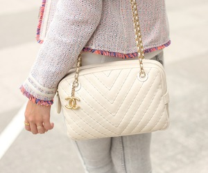 bag, chanel, and beautiful image
