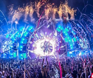 djs, festival, and someday image