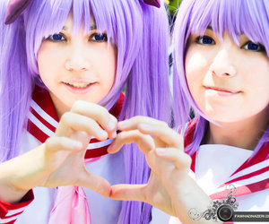 anime, tsukasa, and cosplay image