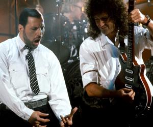 band, Freddie Mercury, and brian may image