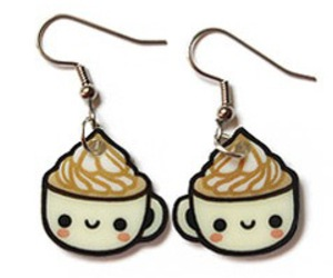 earrings, accessories, and cute image