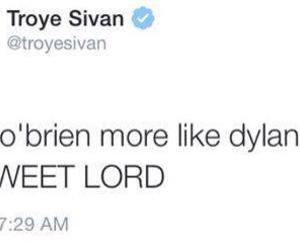 dylan o'brien and troye sivan image