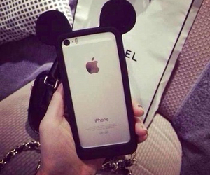 iphone, chanel, and case image
