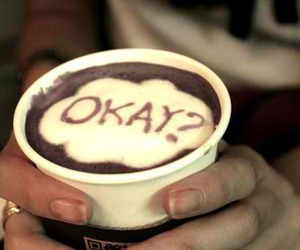 coffee, okay, and the fault in our stars image