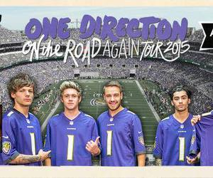 baltimore, maryland, and one direction image