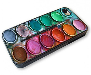 case, paint, and painting image