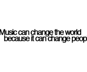 change, world, and music image