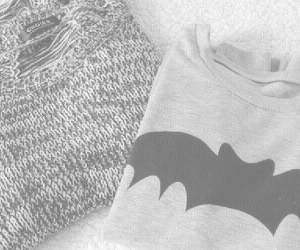 header, batman, and sweater image