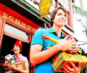 harry potter, oliver phelps, and james image