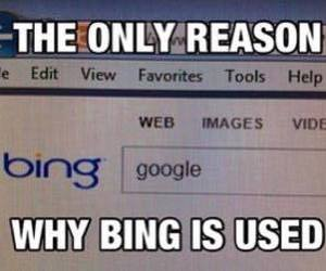 funny, google, and bing image