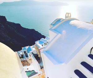 Greece, beautiful, and sea image