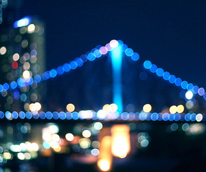 lights, night, and photography image