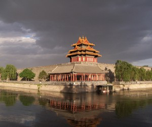 asian and Forbidden city image