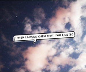 quote, sky, and wish image