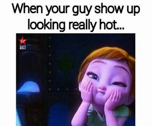 funny, Hot, and frozen image